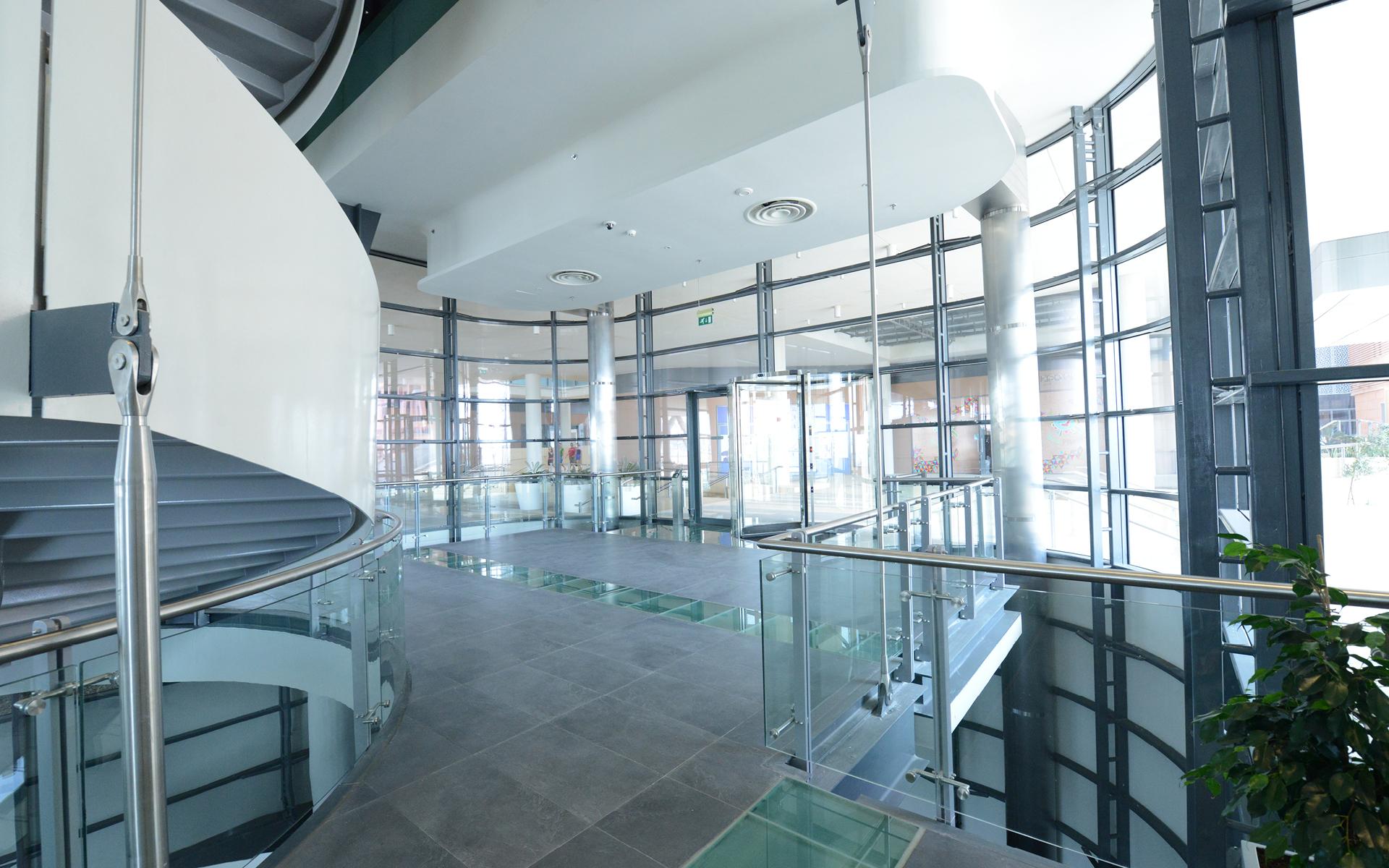 Bluehaus Group | Siemens Masdar City, Abu Dhabi | Bluehaus Group