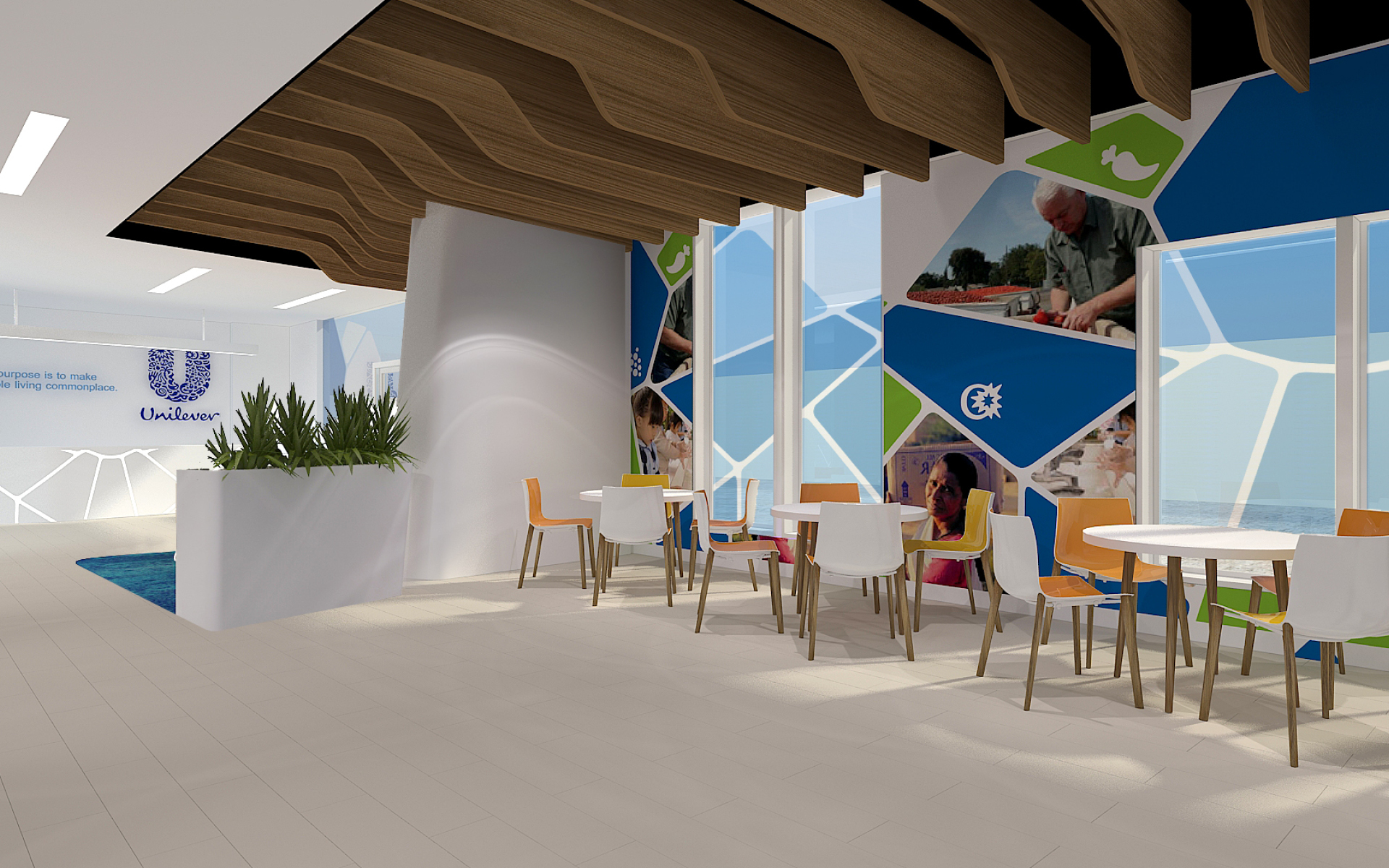 unilever office. Projects Facts \u0026 Figures. Client: Unilever Office N