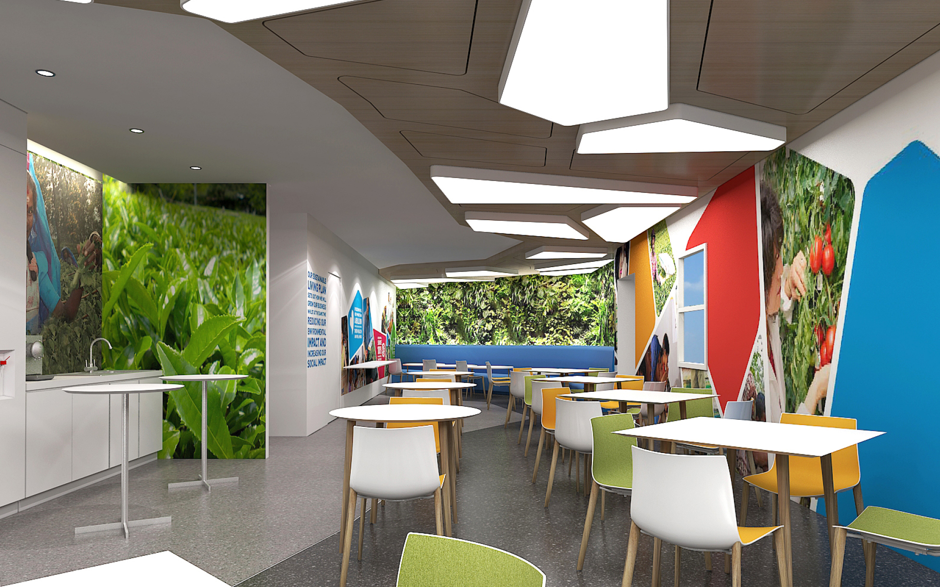 unilever office.  Office Projects Facts U0026 Figures Client Unilever Throughout Office O